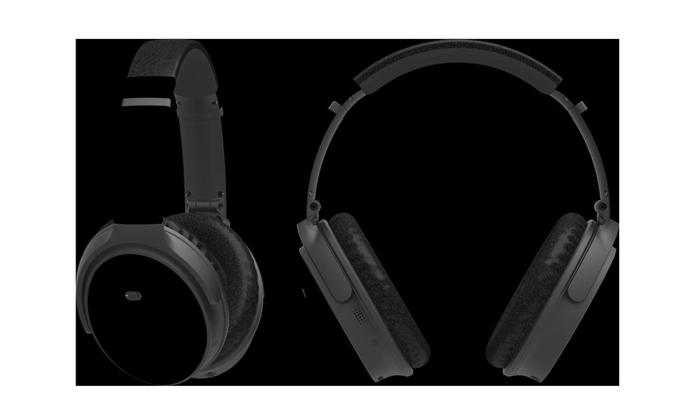 ll is quiet wireless s headphones for itm image wrap sticker comforter skin loading bose comfort