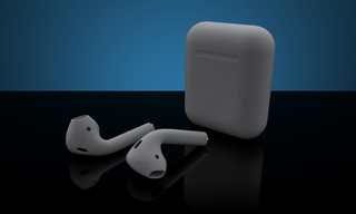 ColorWare AirPods Space Gray