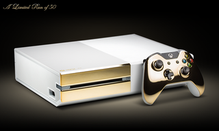 ColorWare Collection 24k Xbox One Pearl