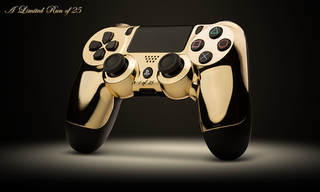 ColorWare Collection DualShock 4 24k