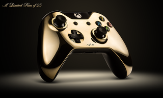 ColorWare Collection Xbox One Controller 24k