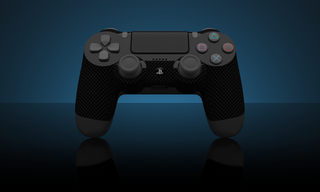 ColorWare DUALSHOCK 4 Shadow Carbon