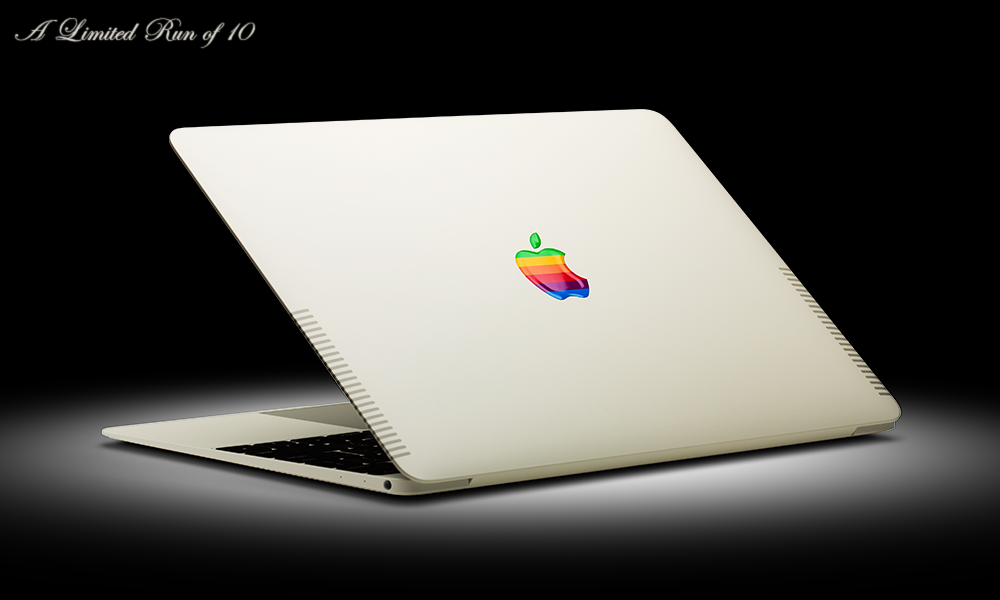 apple macbook. colorware macbook retro retro. apple macbook