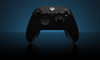 ColorWare Xbox One Elite Shadow Carbon