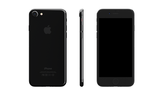 Apple Jet Black Base Model
