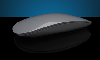 Space Gray Magic Mouse 2