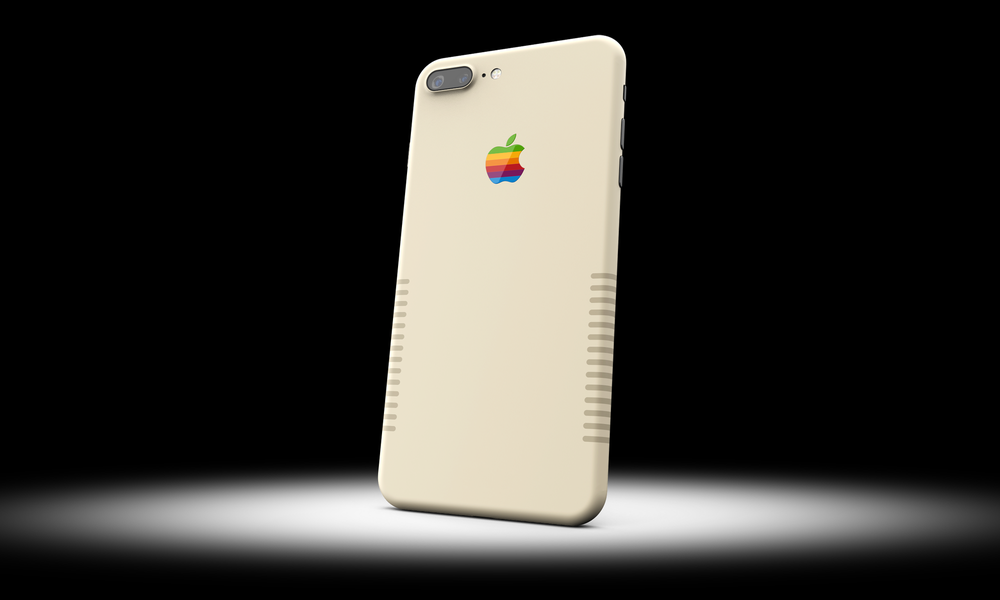 huge discount 5e127 2c846 Apple iPhone 7+ Retro | Limited Edition
