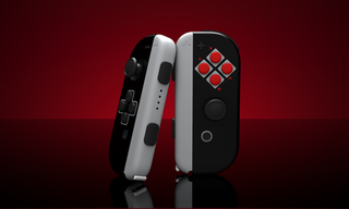 ColorWare Joy Cons 8 bit