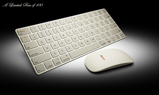 ColorWare Keyboard and Mouse Retro