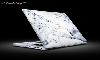 ColorWare MacBook Pro Marble