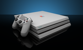 ColorWare PlayStation 4 Pro Retro