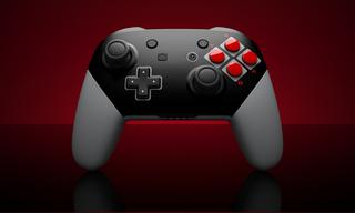 ColorWare Pro Controller 8 bit