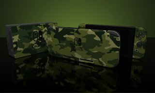 ColorWare Switch Forest Camo