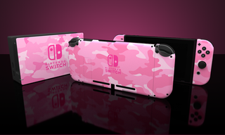 ColorWare Switch Pink Camo Skin