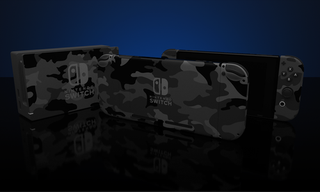 ColorWare Switch Urban Camo Skin