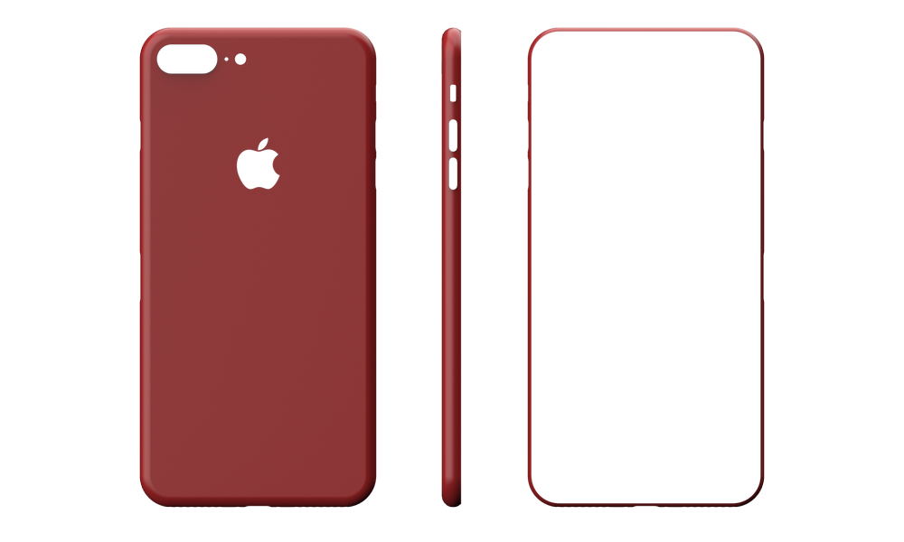 iphone 8 plus front and back case