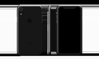 iPhone XR Full Back Skin