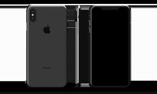 iPhone XS Max Full Back Skin