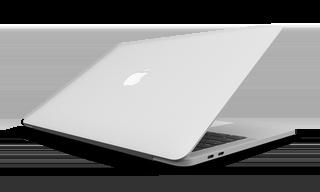 Macbook Pro 13 inch touch bar 2020 2 port Skin