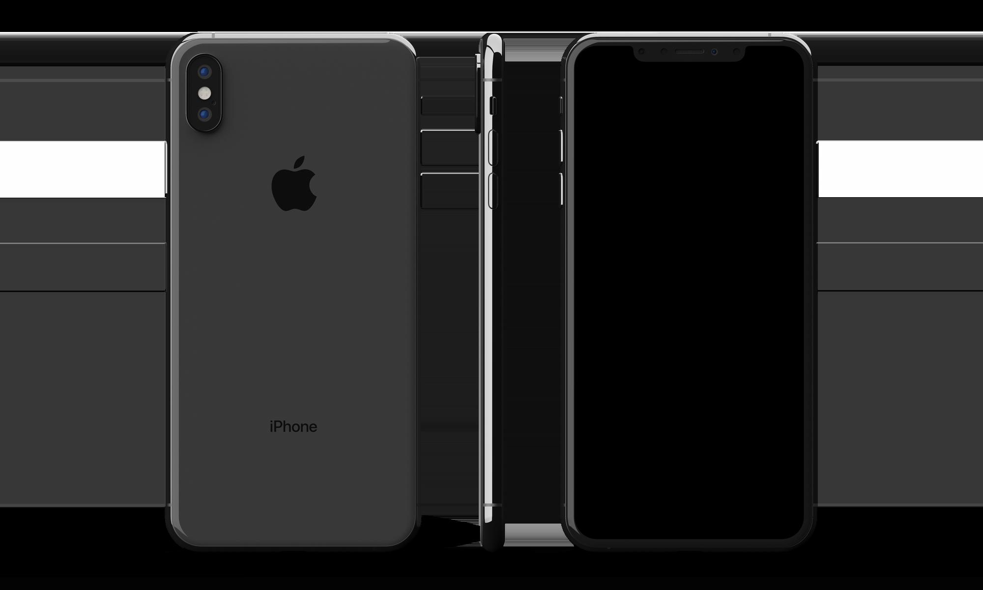 timeless design 21c25 92a8a iPhone Xs Max Skin - Full Back