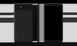 Pixel 3 Full Back Skin