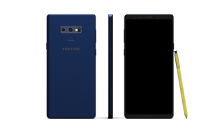 Samsung Galaxy Note9 Skin