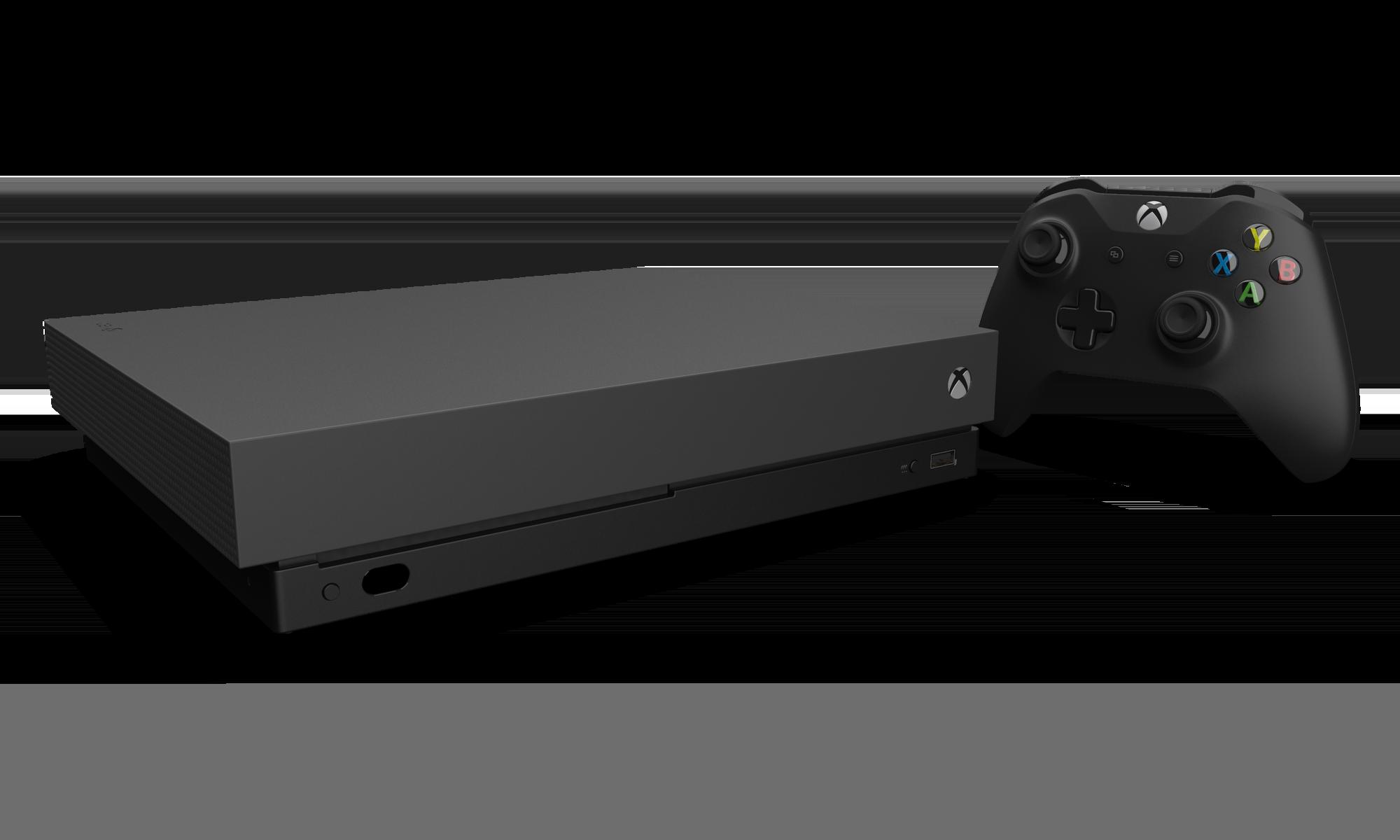 Xbox® One X   Custom Xbox One X Console   Colorware