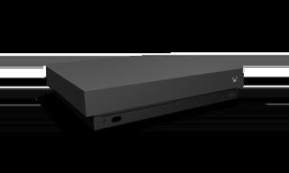 Xbox One X Skin